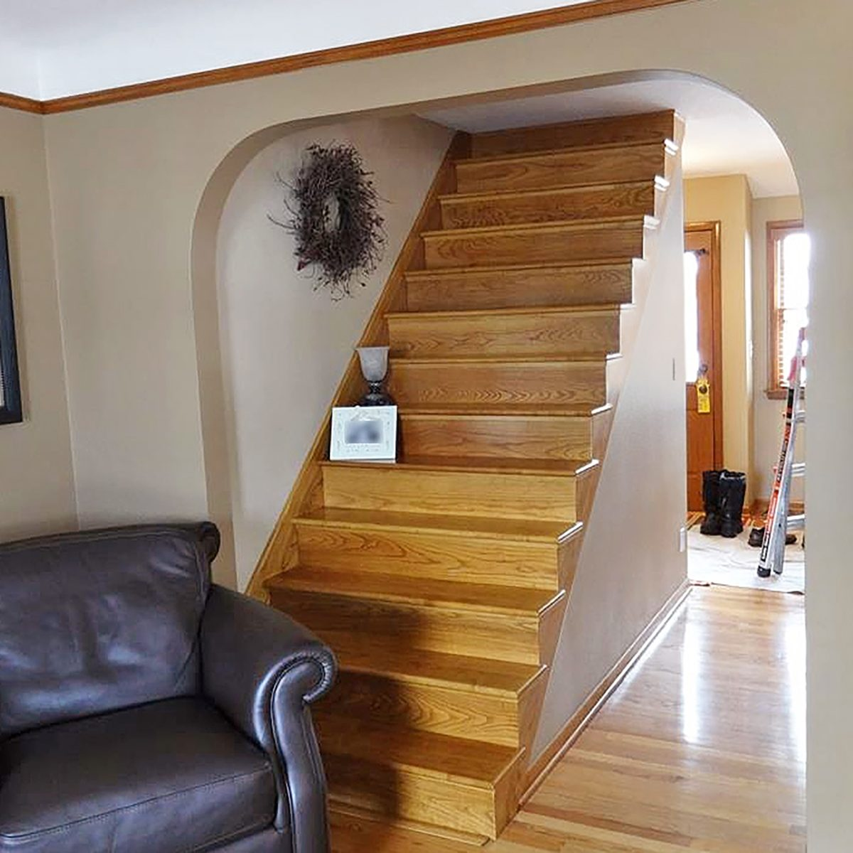 Stairway to nowhere | Construction Pro Tips
