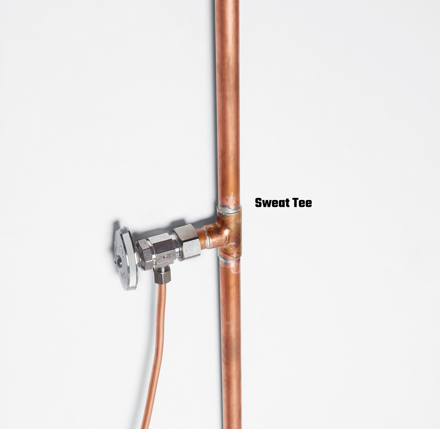 A Good Example of a Sweat Tee | Construction Pro Tips