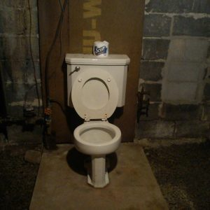 Here's Why Old Houses Have a Random Toilet in the Basement