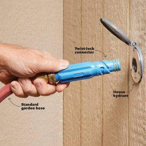 No-Hassle Watering Tool