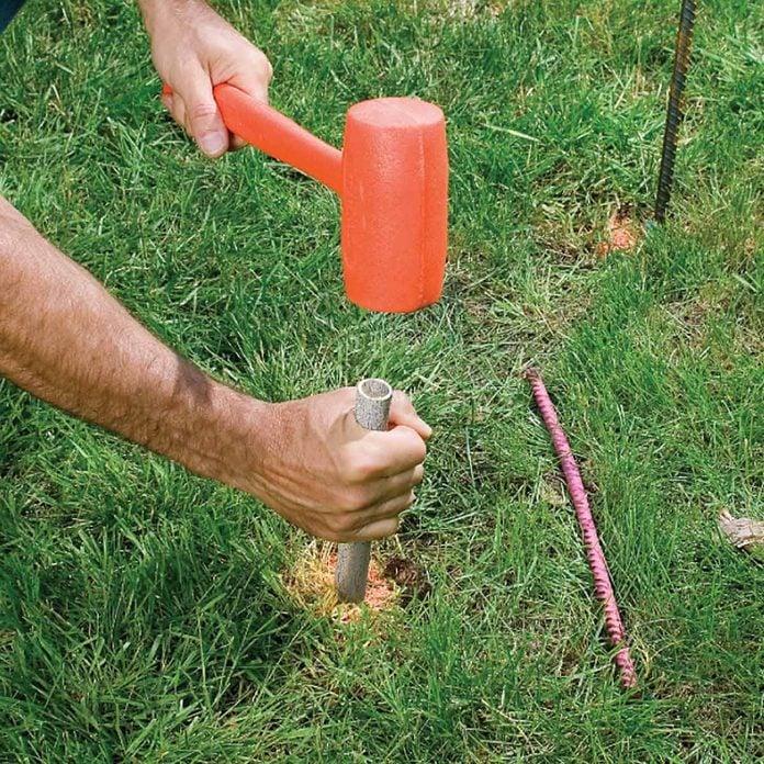 Solution for Hard Soil