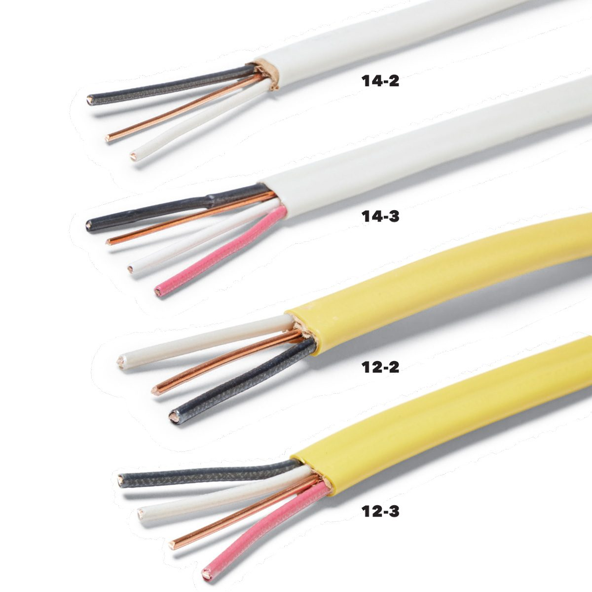 electrical house wiring color code homeowner electrical cable basics the family handyman  homeowner electrical cable basics the
