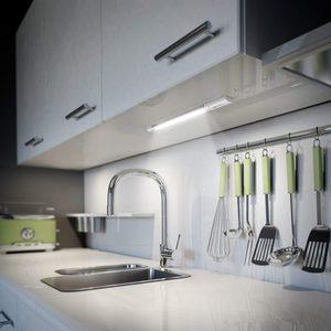 motion sensor under cabinet light