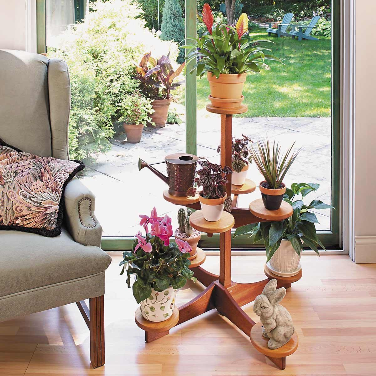 Bring The Outdoors In Diy Family Handyman