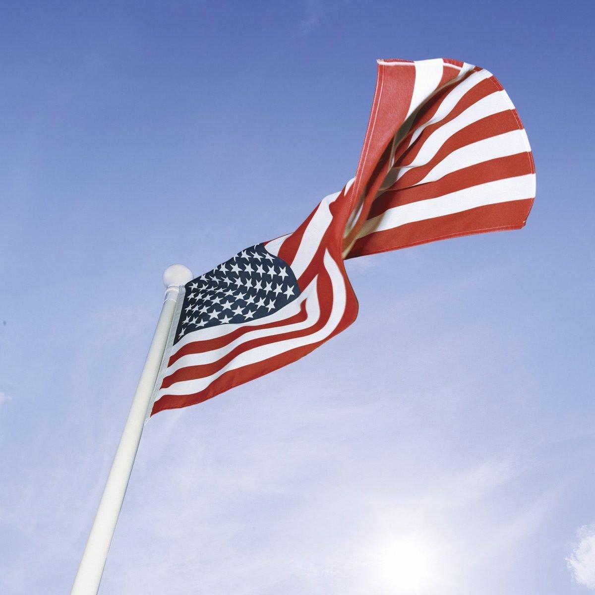 fly the flag | the family handyman