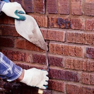 How to Repair Mortar Joints