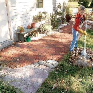 How to Build Pathways: Brick and Stone Pathways