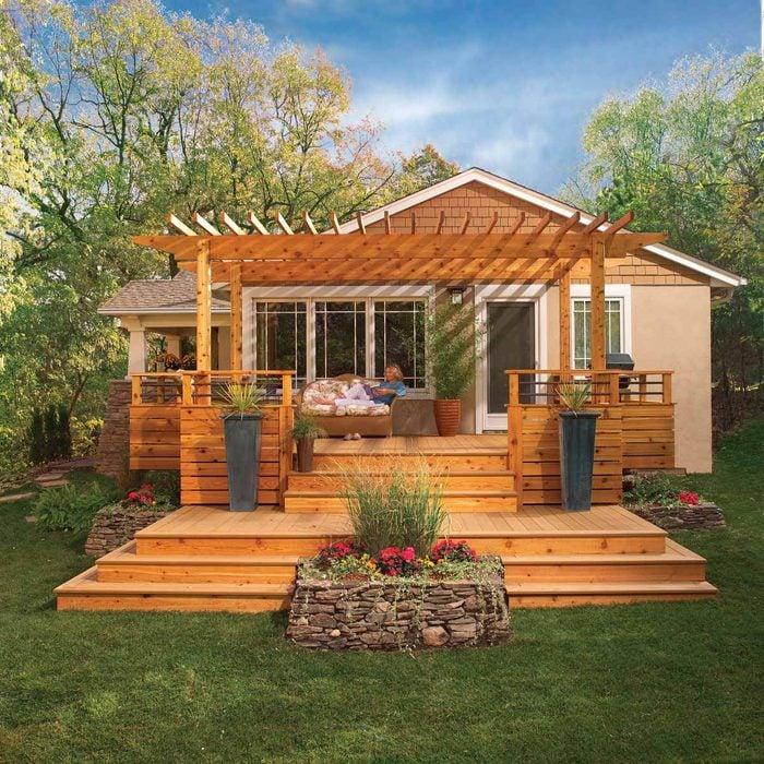 34 Awesome Diy Backyard Ideas Family Handyman