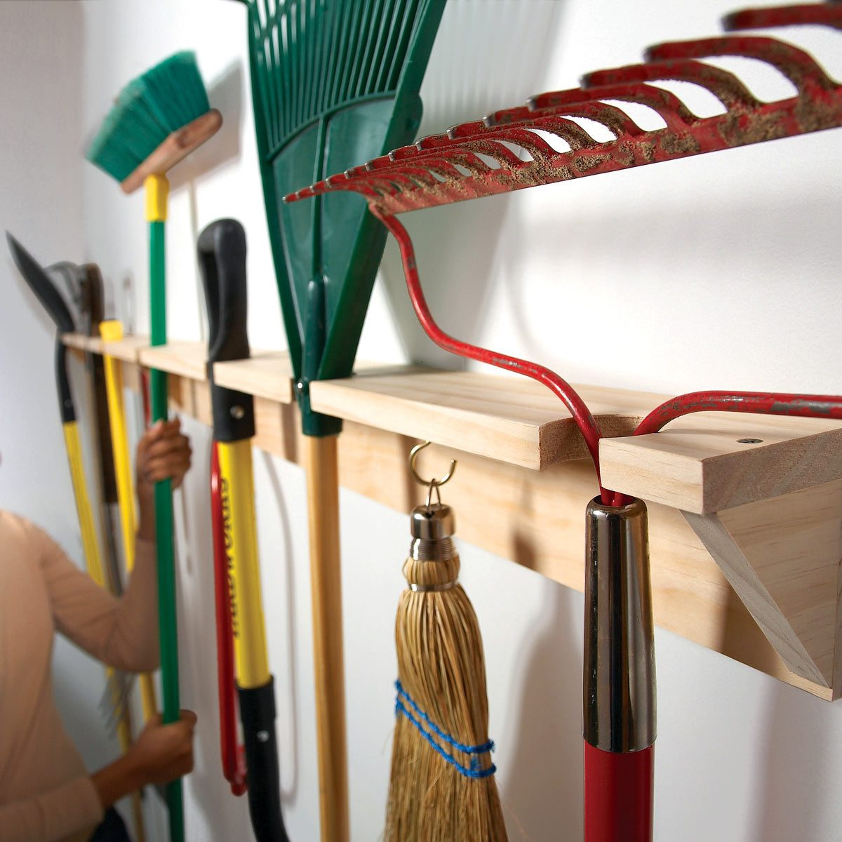 12 Ingenious Gardening And Yard Tool Storage Tips The Family