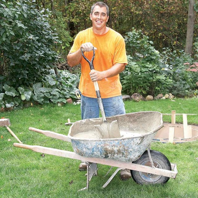 Build a DIY fire pit masonry expert