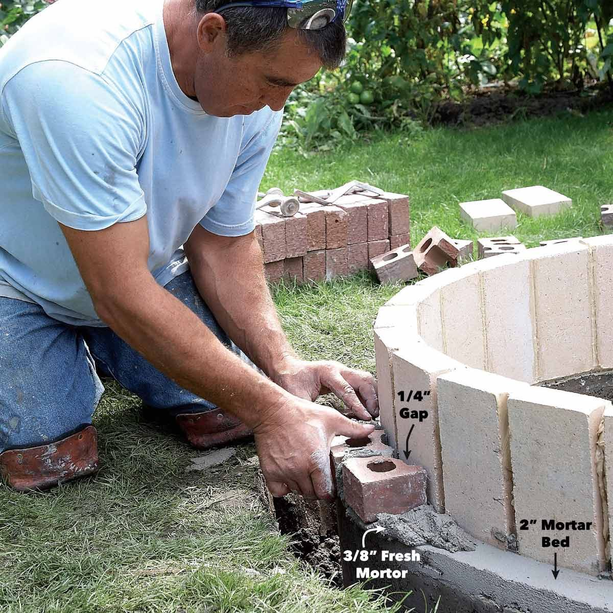 How To Build A Diy Fire Pit The