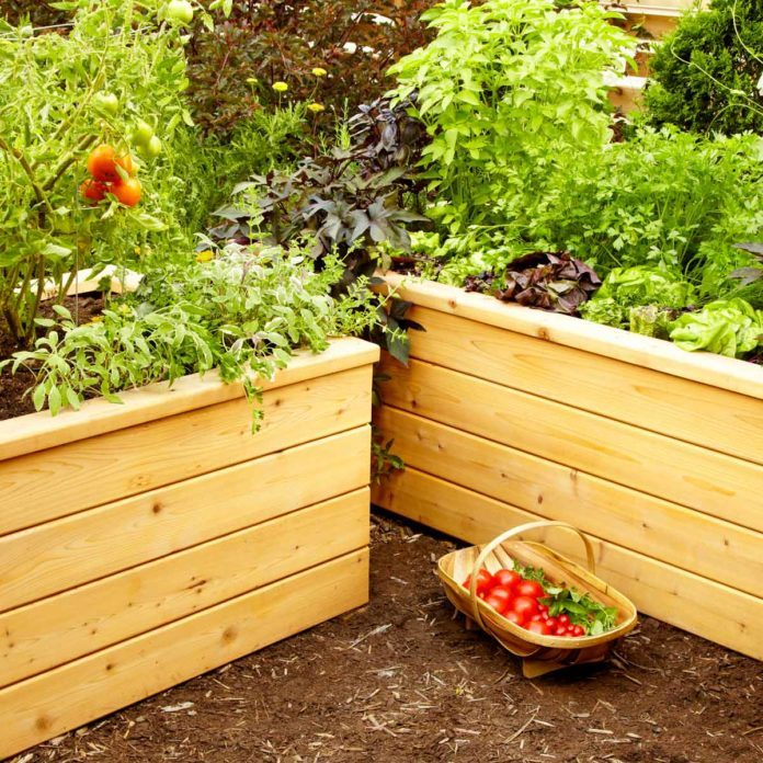 Built In Planter Ideas: The Family Handyman