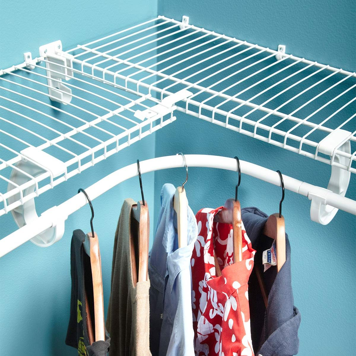 21 Cheap Closet Updates You Can DIY | The Family Handyman