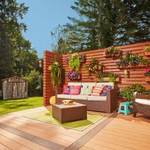 12 Ways To Create a Private Backyard Retreat