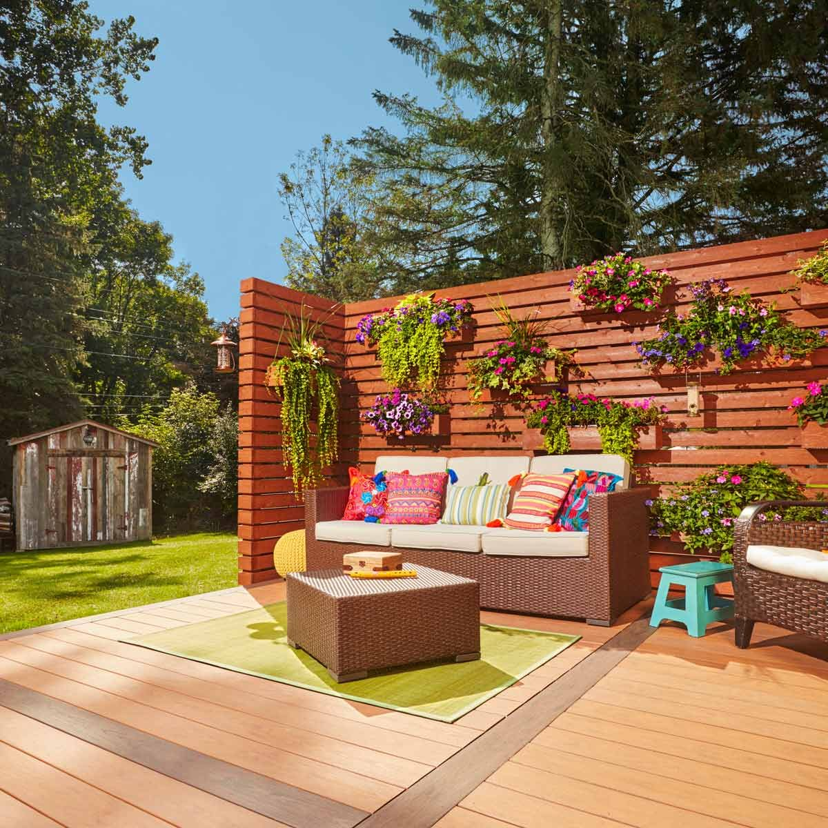 Vertical Garden Design With Gazebo Installation Living Wall Materials List