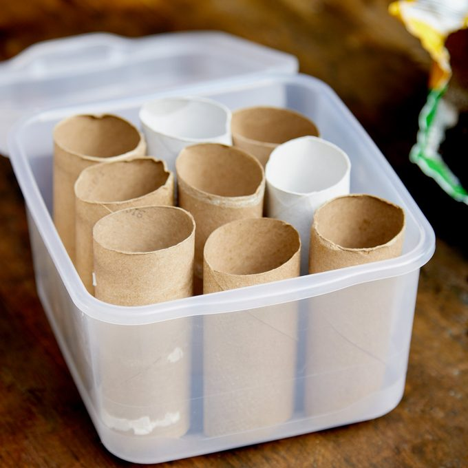 HH Handy Hint toilet paper roll tube