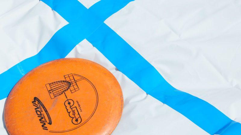 HH Handy Hint Frisbee Tic Tac Toe