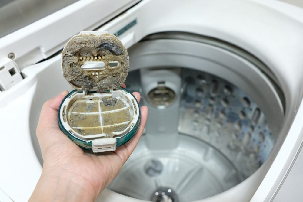 How To Clean A Washing Machine With