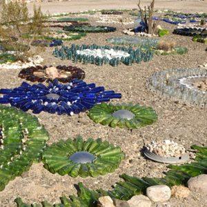 Wine-Bottle-Desert-Mosaic