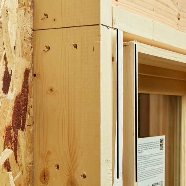 The Jamb and the Window Frame Line Up | Construction Pro Tips
