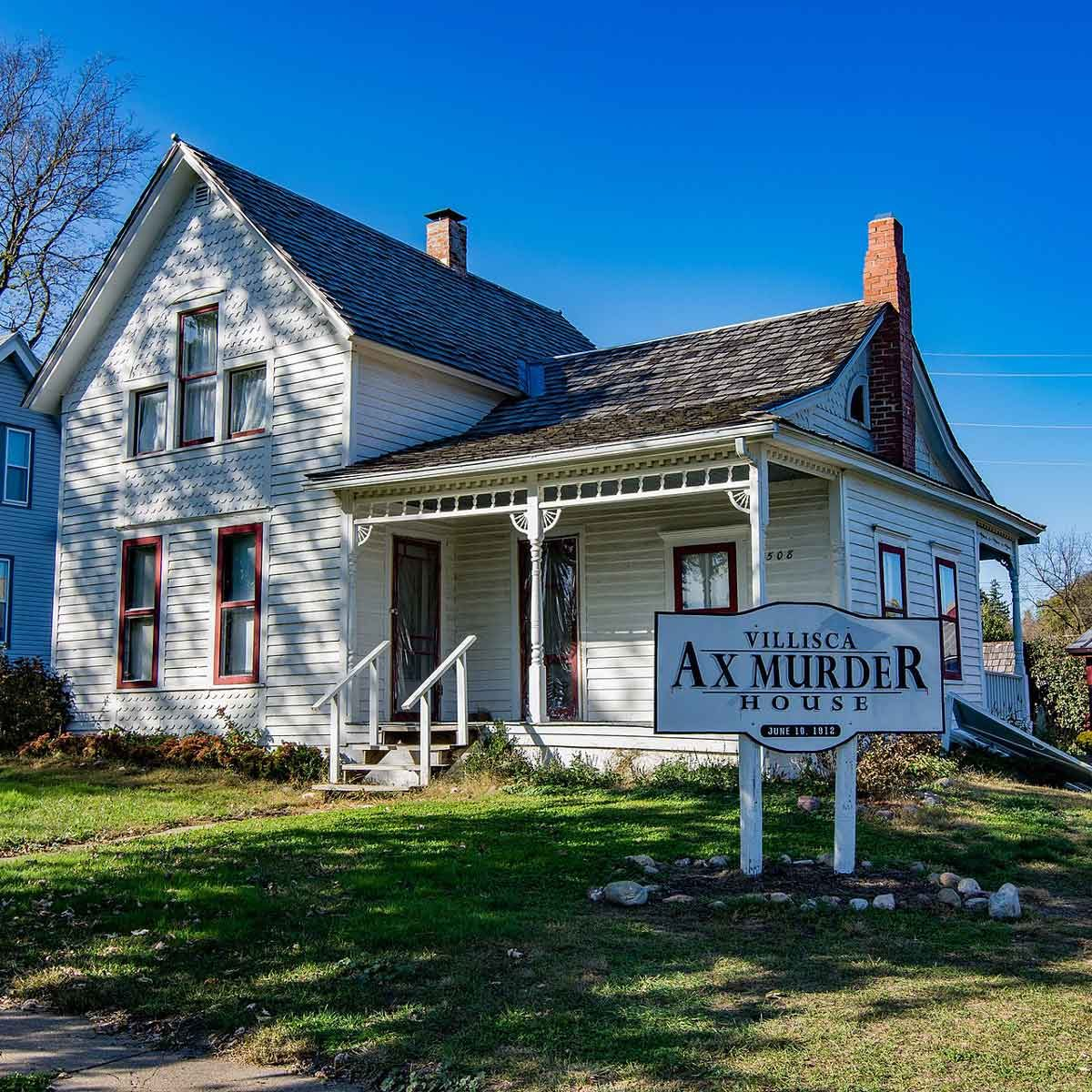 Haunted Houses In Norman Oklahoma