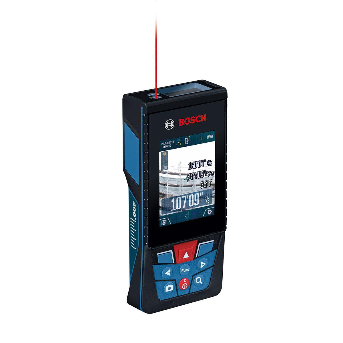 A Bosch Laser Measurer | Construction Pro Tips