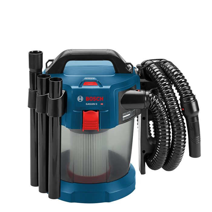 Portable Wet/Dry Vacuum from Bosch   Construction Pro Tips