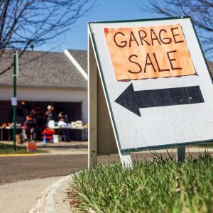 Why Fall is the Best Time to Have Garage Sales