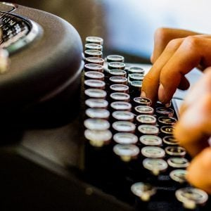 The Typewriter: No Longer a Thing of the Past