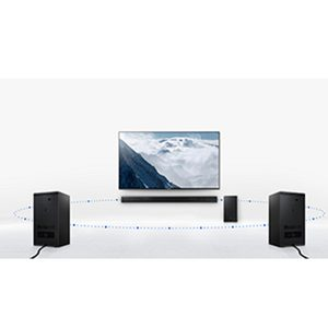 Samsung HW-K950 Soundbar with Dolby Atmos