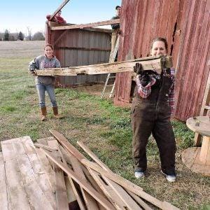 Saving Barn Wood, One Board at a Time