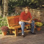 How to Build a Comfortable Outdoor Cedar Bench