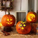 20 Jack-O'-Lantern Ideas That'll Make You Wish You Had a Bigger Porch