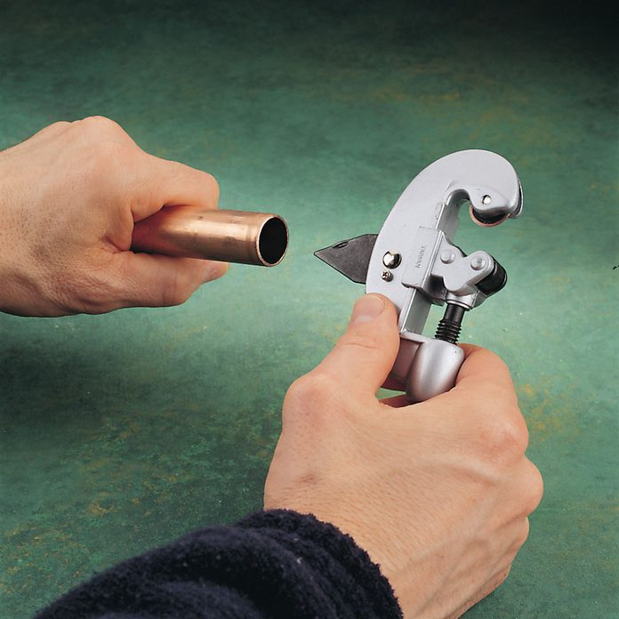 tube cutter copper pipe