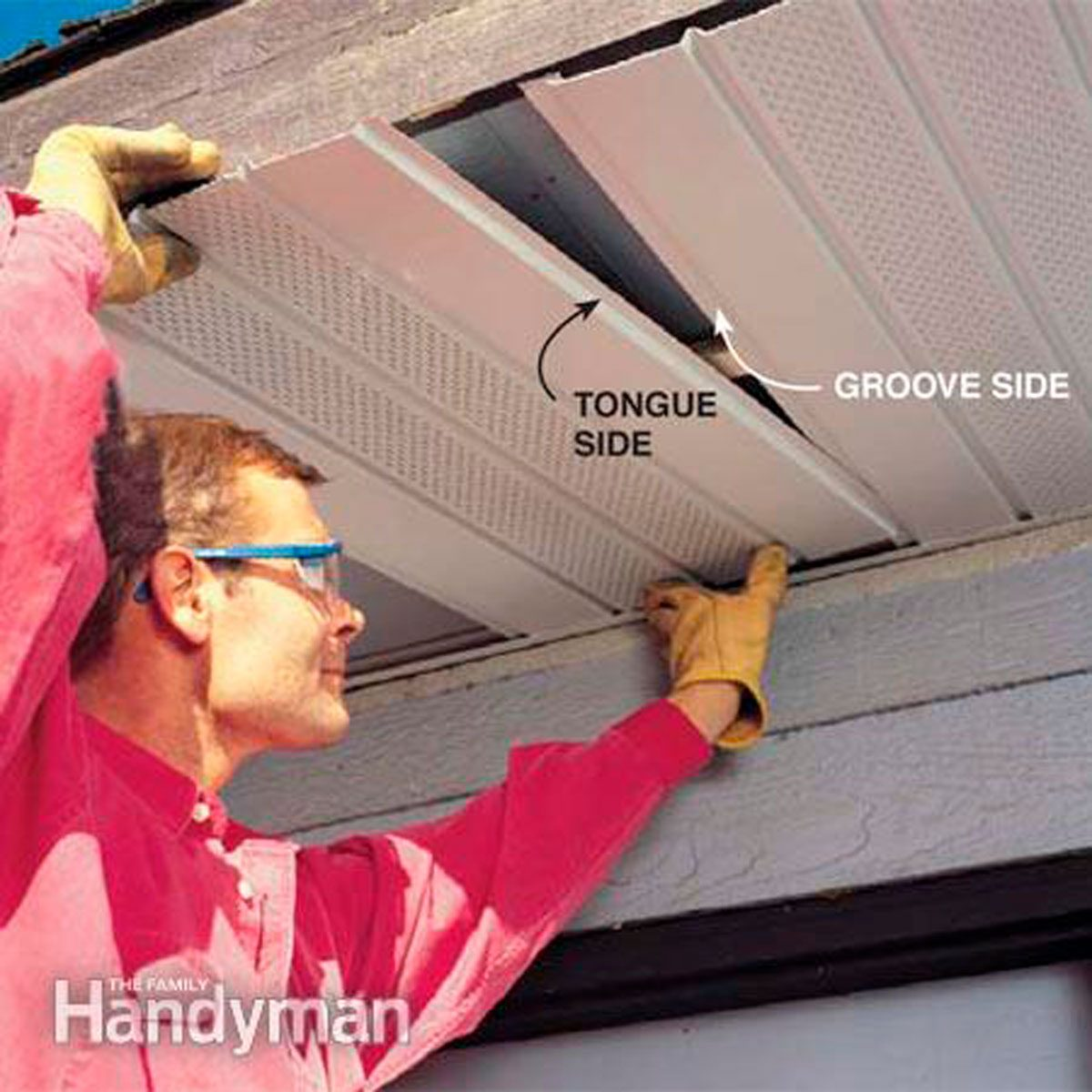How To Install Aluminum Soffits That Are Maintenance Free