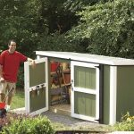 Outdoor Storage Locker