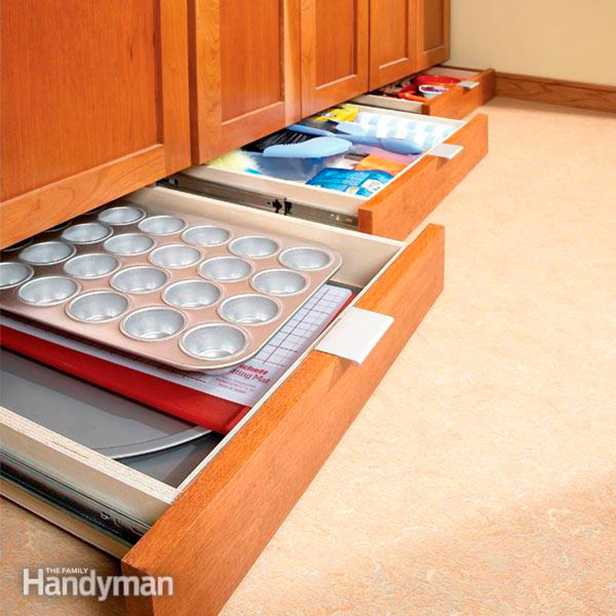 15 Kitchen Cabinet Organizers That Will Change Your Life Family Handyman