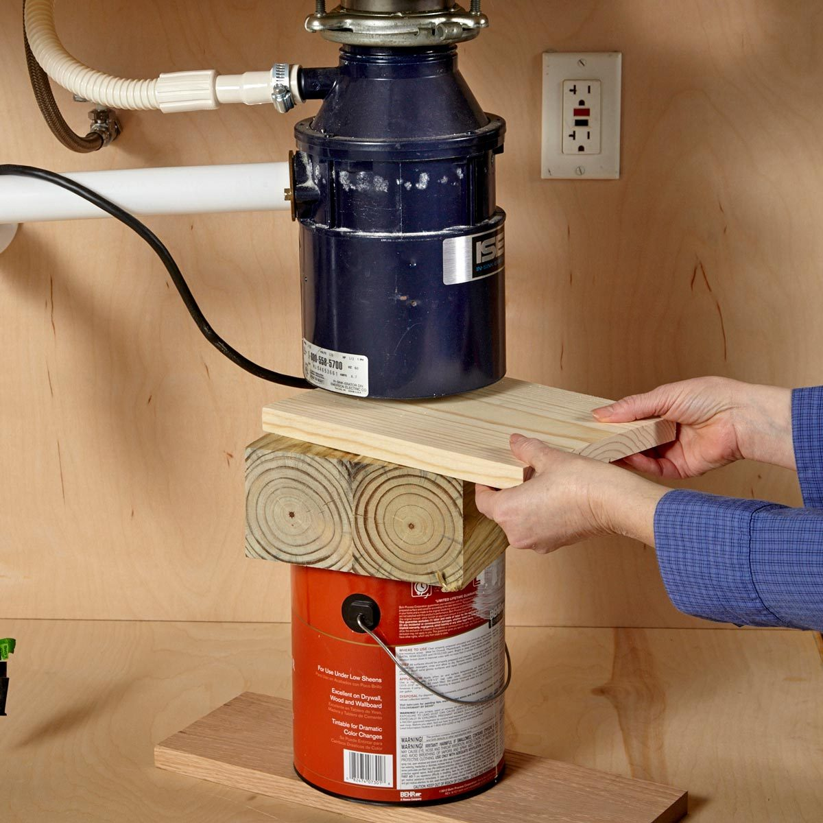 Garbage Disposal Installation Guide Easy Family Handyman