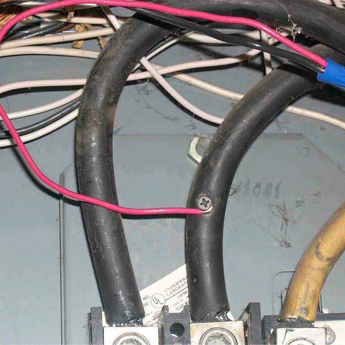 widow maker electrical bypass circuit breaker