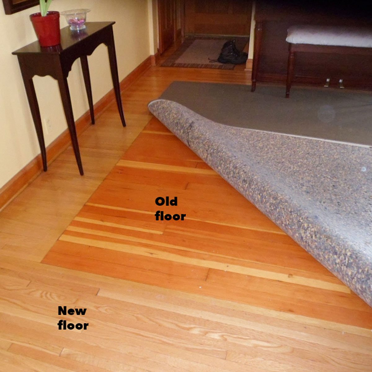hardwood floor rug cover up old wood floor