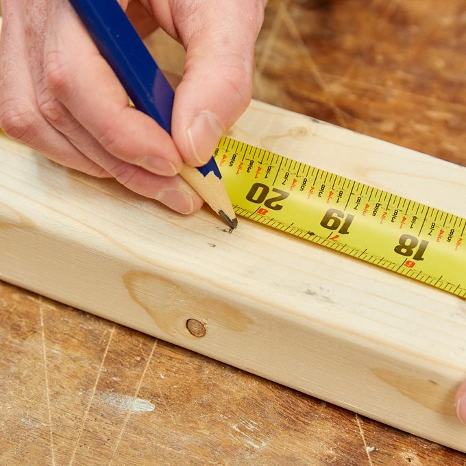 Measure Once, Cut 10 Times