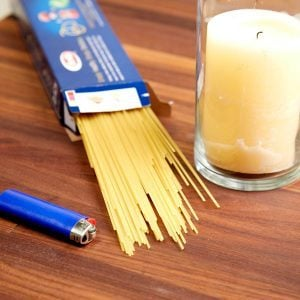 Spaghetti Noodle Lighter