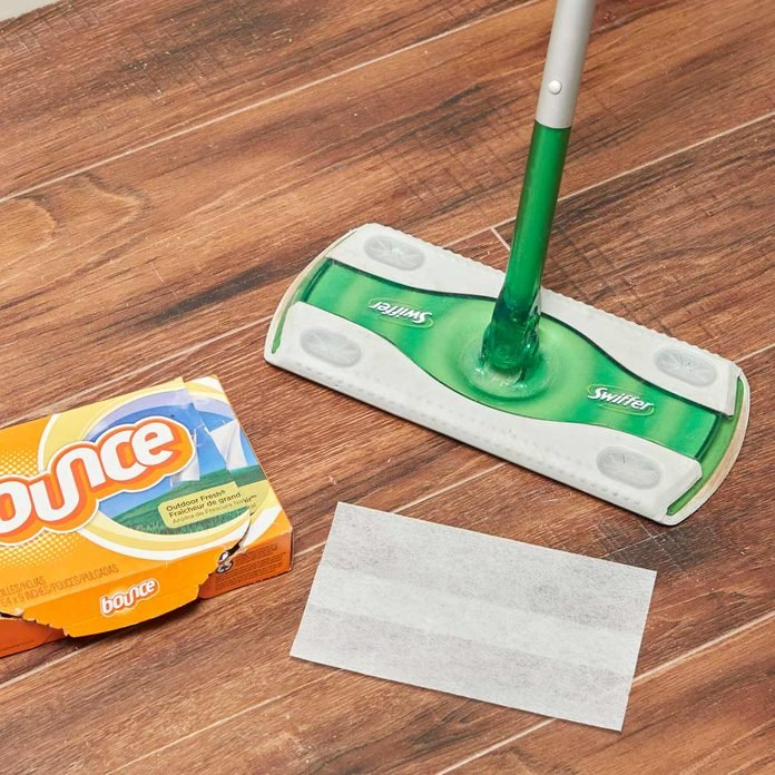 HH Handy hint swiffer floor sweeper dryer sheets