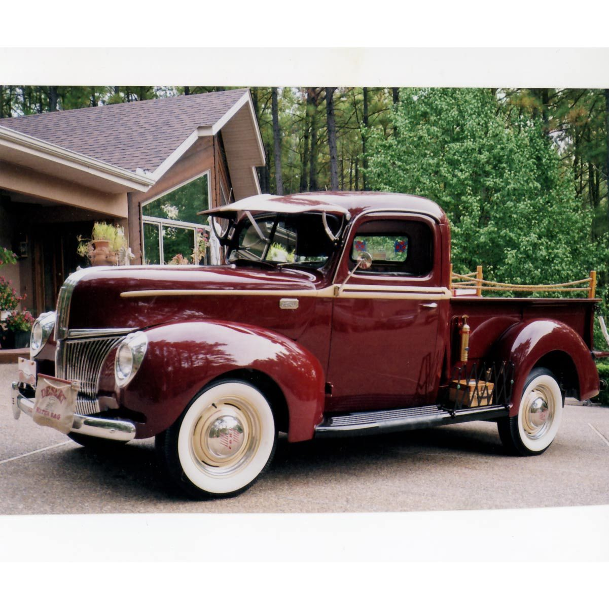 Are You A Classic Car Expert Guess These Vintage Cars The Family 1941 Ford F100 V8 Half Ton Pickup Truck