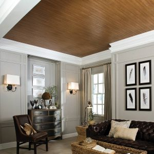 Unappealing Ceiling? Here's How To Cover It Up!