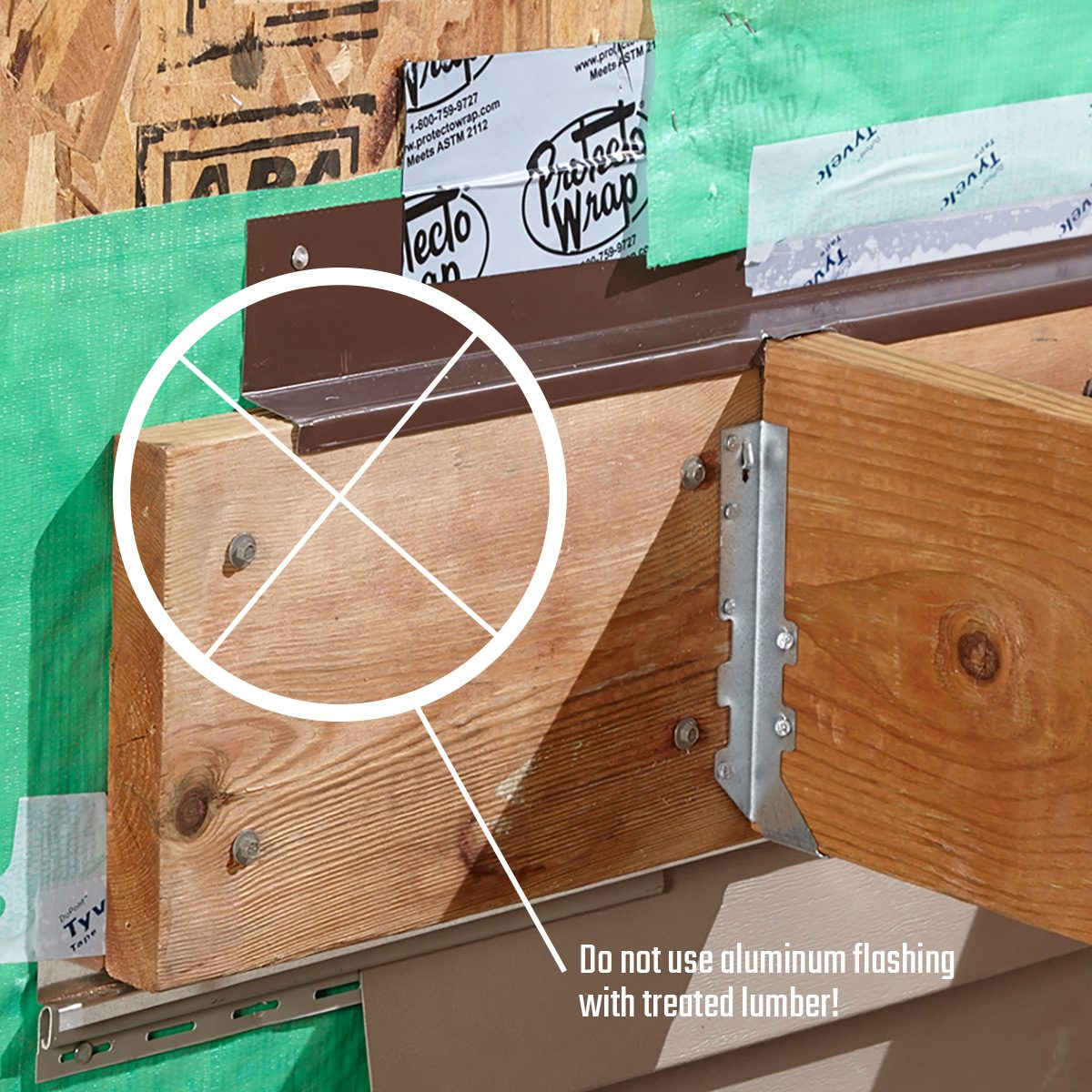 A Thorough Guide to All Things Treated Lumber