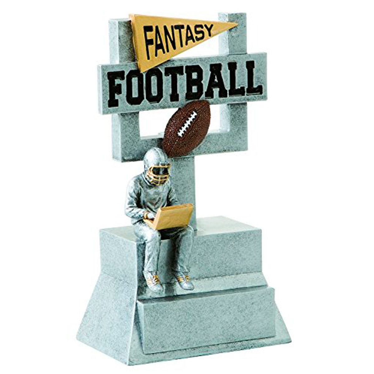 12 Awesome Fantasy Football League Trophies Family