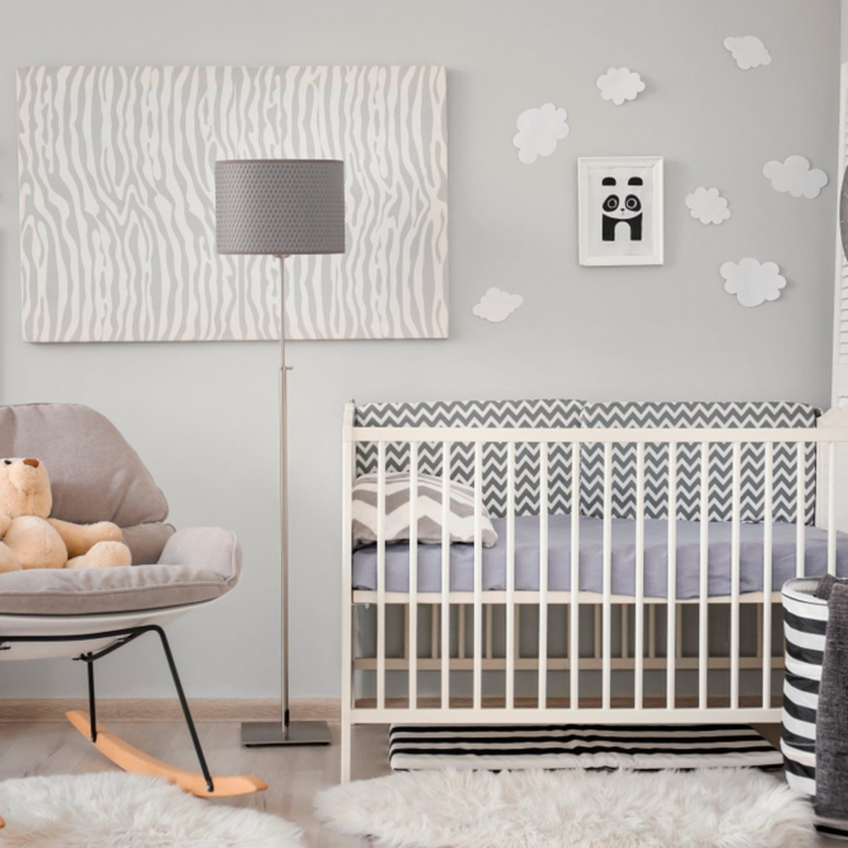 10 Stunning Black And White Bedroom Ideas For Kids The Family Handyman