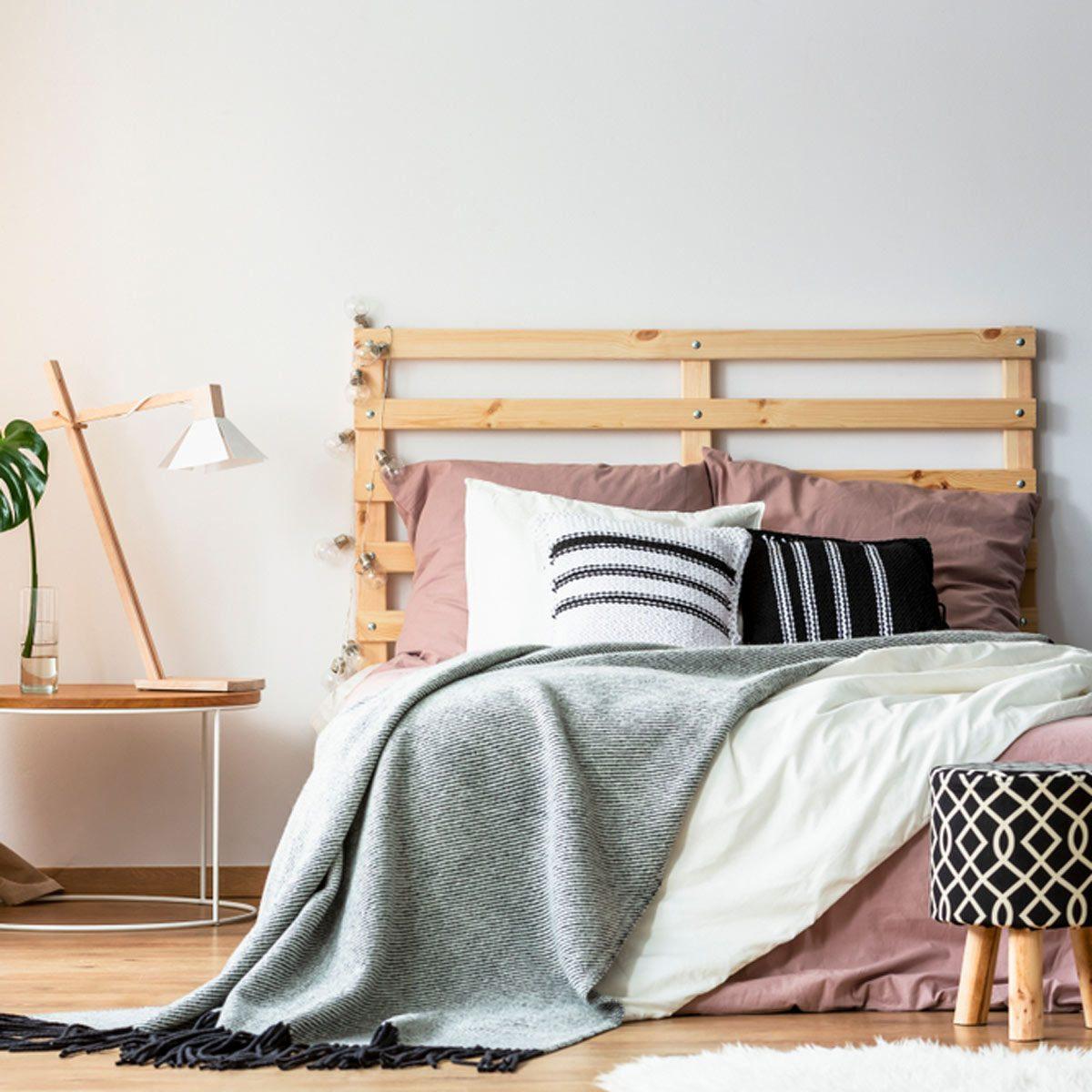 wood & 10 Amazing Headboard Ideas That\u0027ll Make Your Bedroom Better | The ...