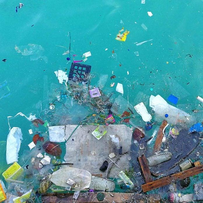 ocean plastic garbage patch